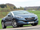 Pictures of Peugeot RCZ 2012