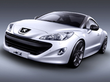 Peugeot RCZ Limited Edition 2009 wallpapers