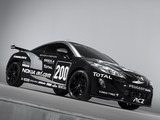 Peugeot RCZ Race Car 200ANS 2010 wallpapers