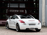 Musketier Peugeot RCZ 2011 wallpapers