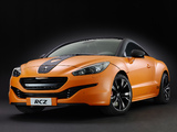 Peugeot RCZ Arlen Ness 2013 wallpapers