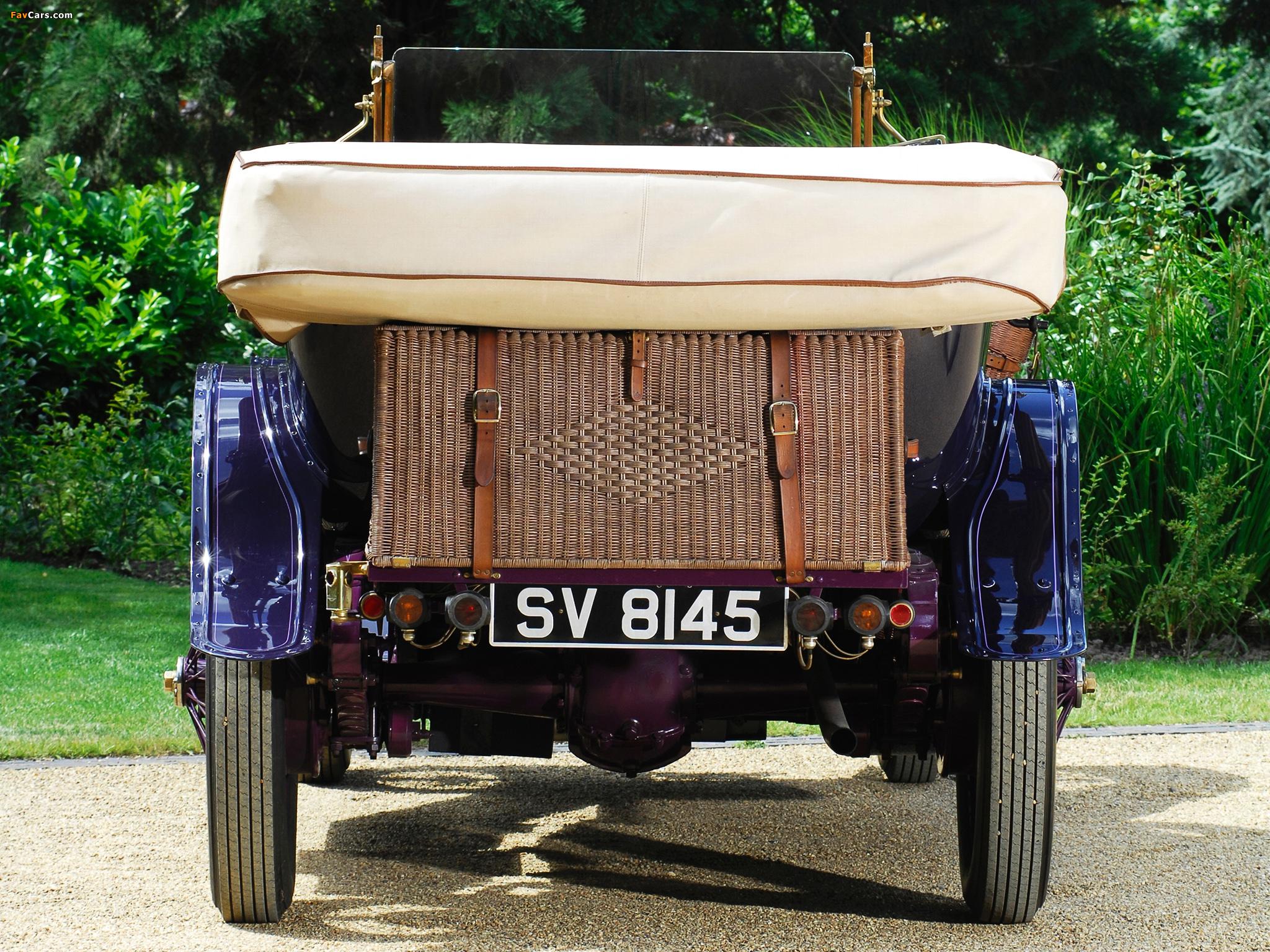 Peugeot Type 145S Tourer 1913–14 photos (2048 x 1536)