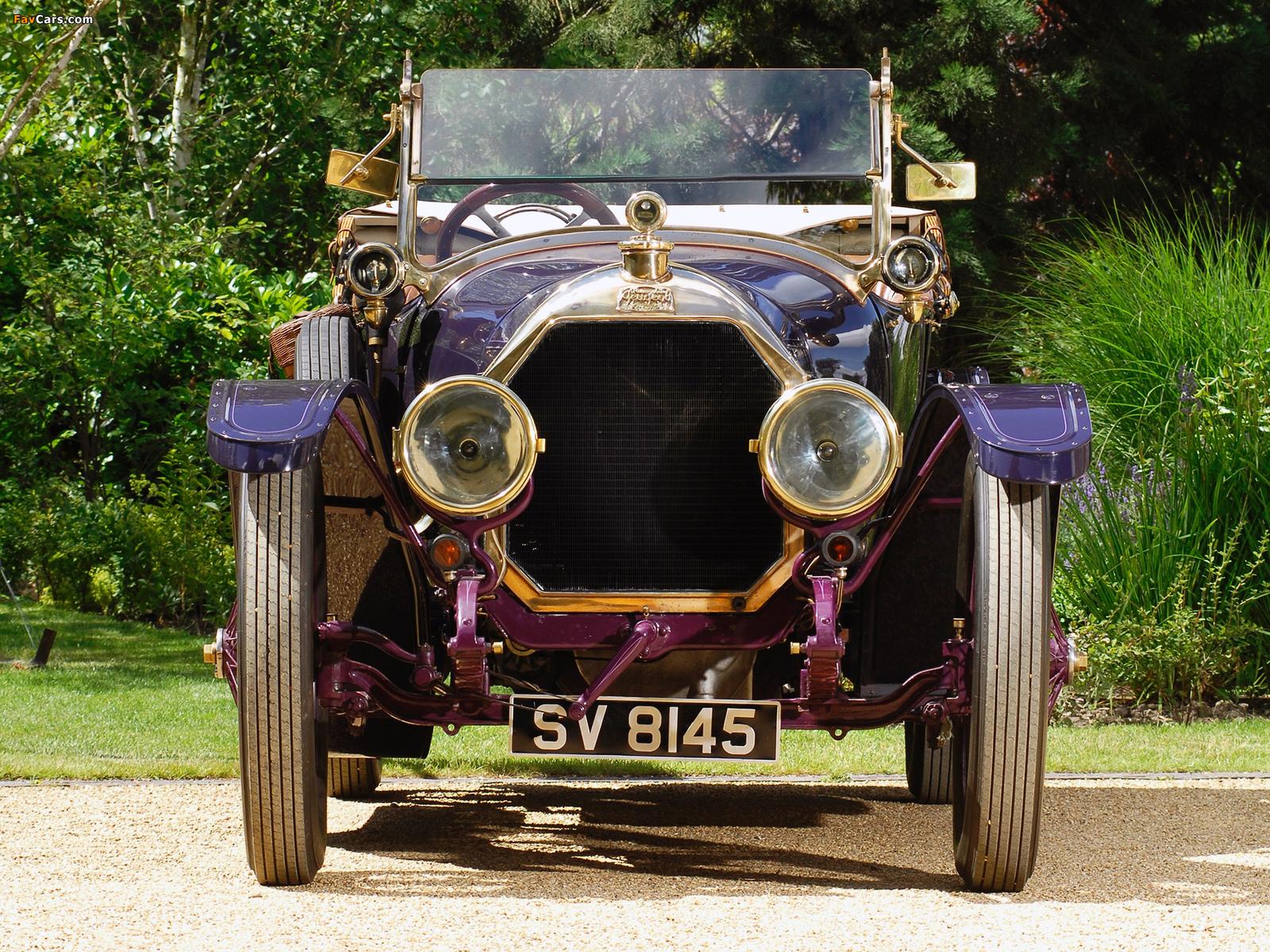 Peugeot Type 145S Tourer 1913–14 wallpapers (1600 x 1200)