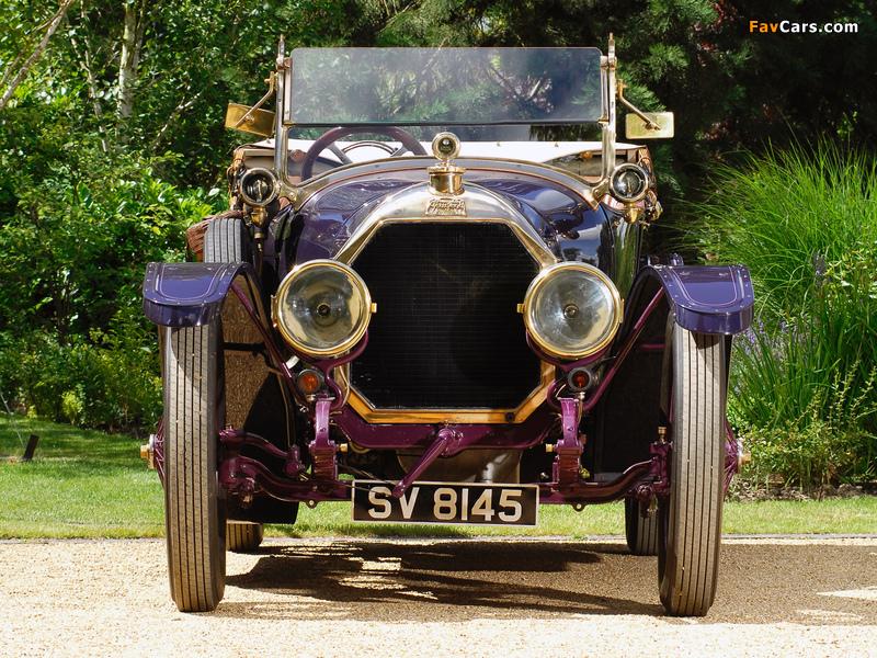 Peugeot Type 145S Tourer 1913–14 wallpapers (800 x 600)