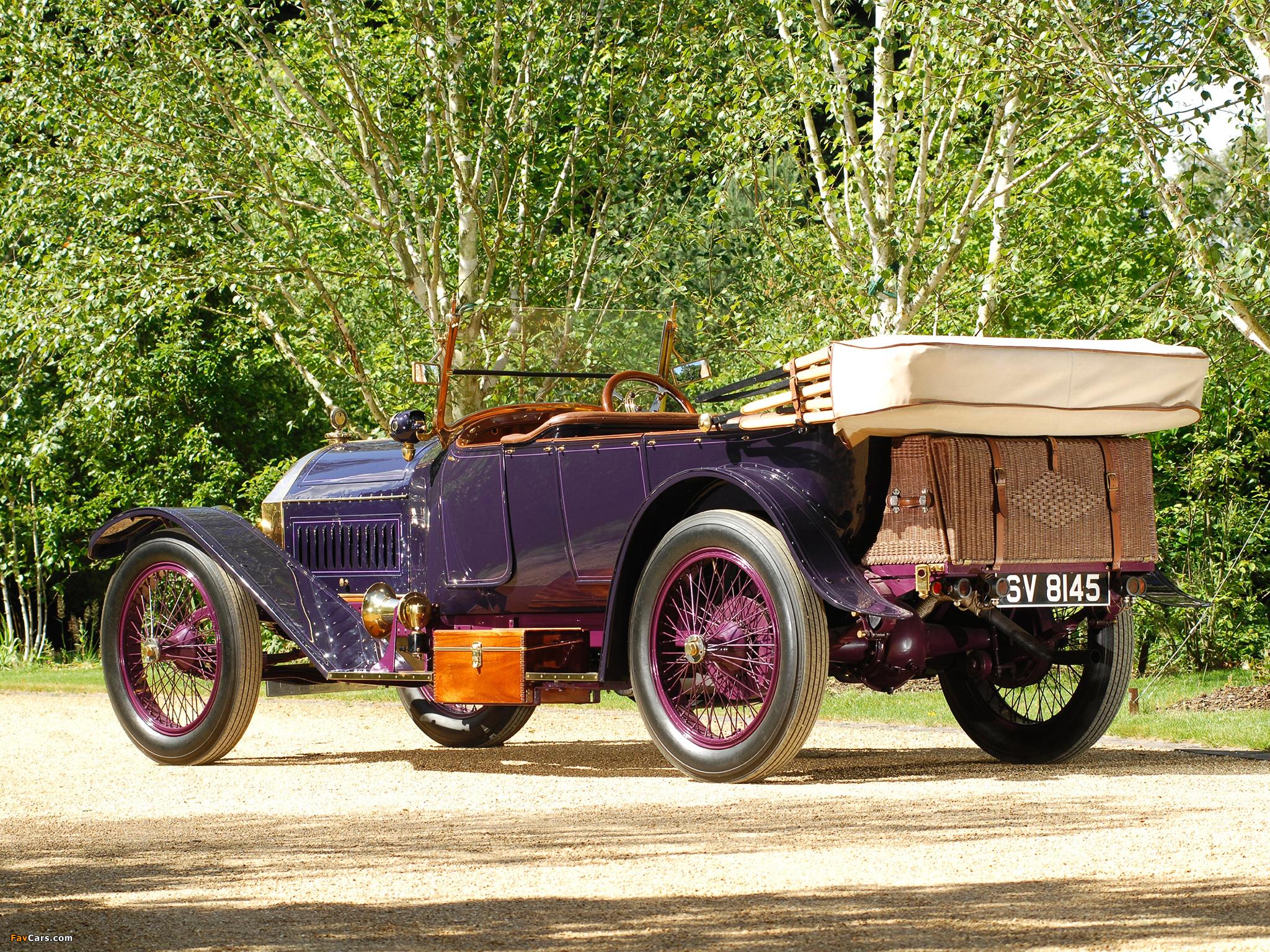Photos of Peugeot Type 145S Tourer 1913–14 (2048 x 1536)