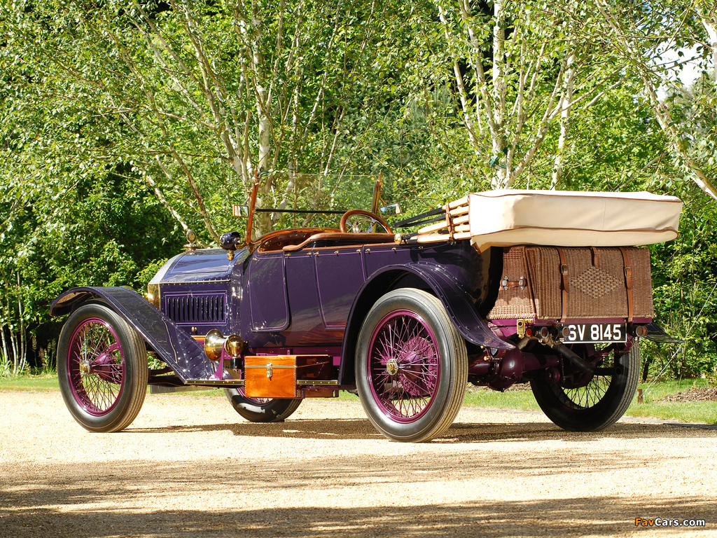 Photos of Peugeot Type 145S Tourer 1913–14 (1024 x 768)