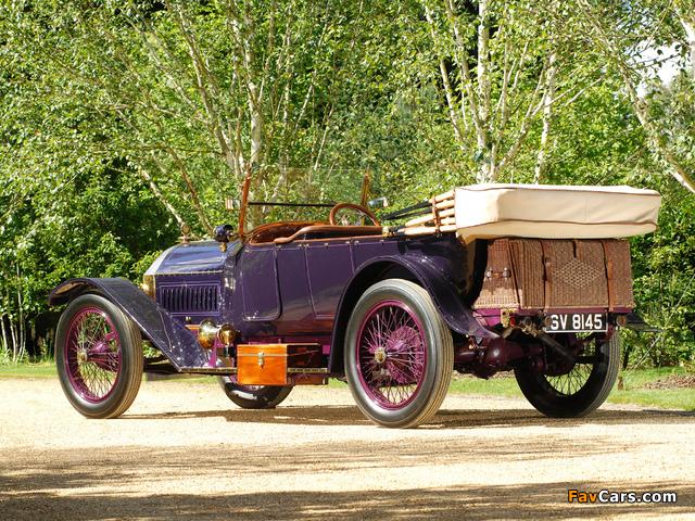Photos of Peugeot Type 145S Tourer 1913–14 (640 x 480)