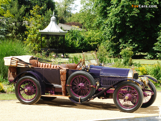 Pictures of Peugeot Type 145S Tourer 1913–14 (640 x 480)