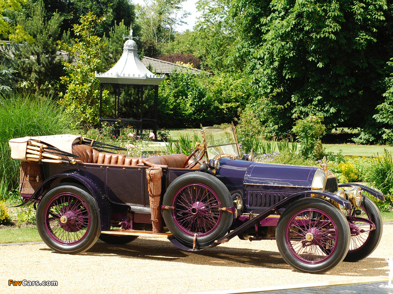 Pictures of Peugeot Type 145S Tourer 1913–14 (800 x 600)