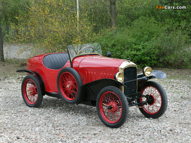Images of Peugeot Type 172 Quadrilette 1923 (640 x 480)