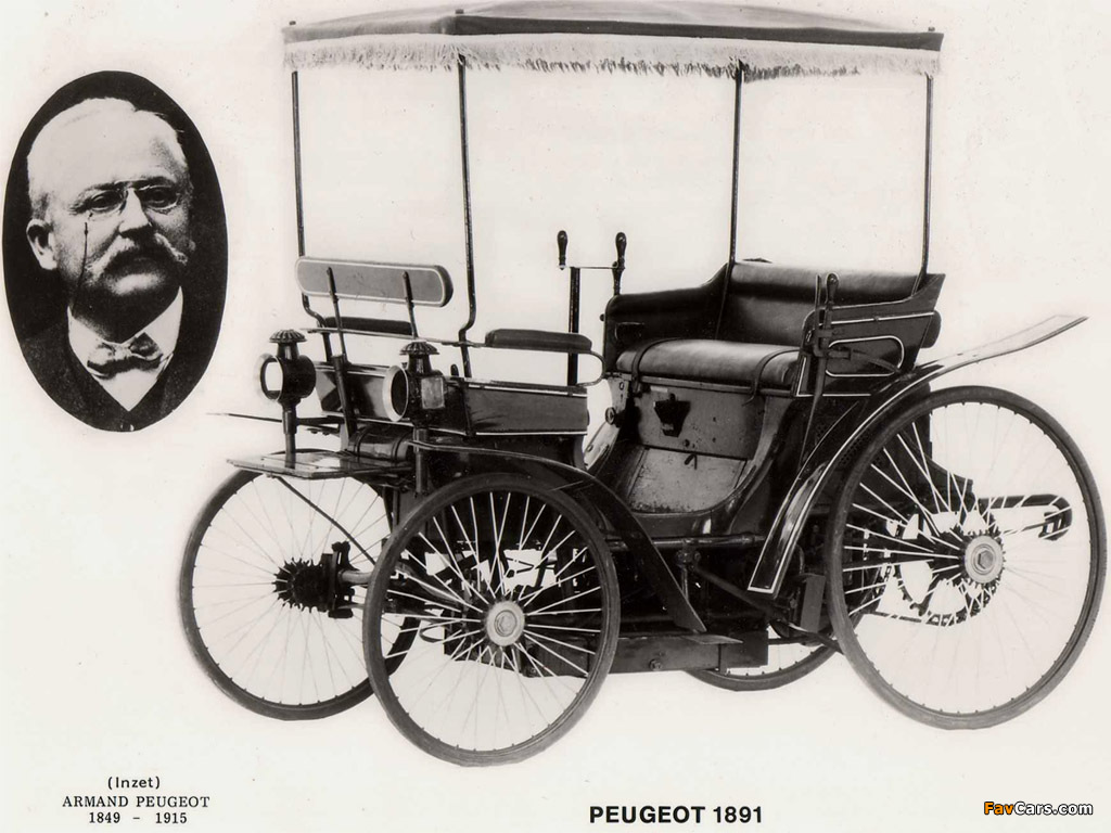 Peugeot Type 3 1891–94 pictures (1024 x 768)