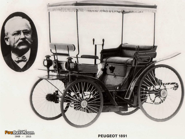 Peugeot Type 3 1891–94 pictures (640 x 480)