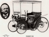 Peugeot Type 3 1891–94 pictures