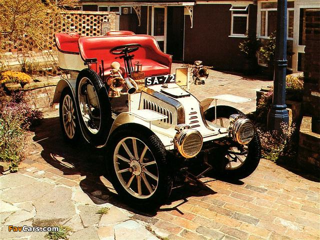 Photos of Peugeot Type 56 1903 (640 x 480)