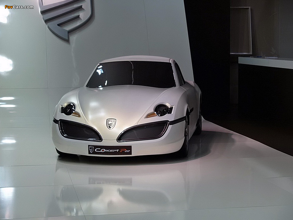 Pictures of PGO Concept P22 2007 (1024 x 768)