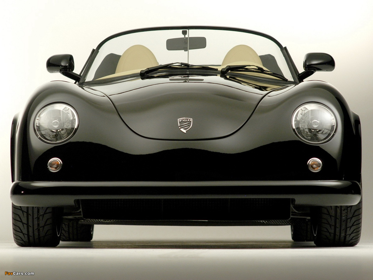 Images of PGO Speedster II 2000 (1280 x 960)