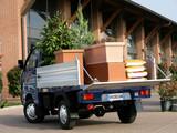 Photos of Piaggio Porter 4x4 Tipper 2005–09
