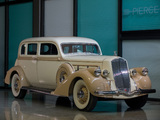 Pierce-Arrow Deluxe 8 Touring Sedan 1936 pictures