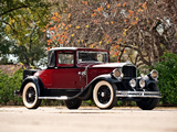 Pierce-Arrow Model 133 Coupe 1929 pictures