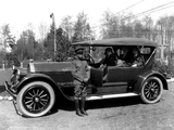 Images of Pierce-Arrow Model 31 4-passenger Touring 1920