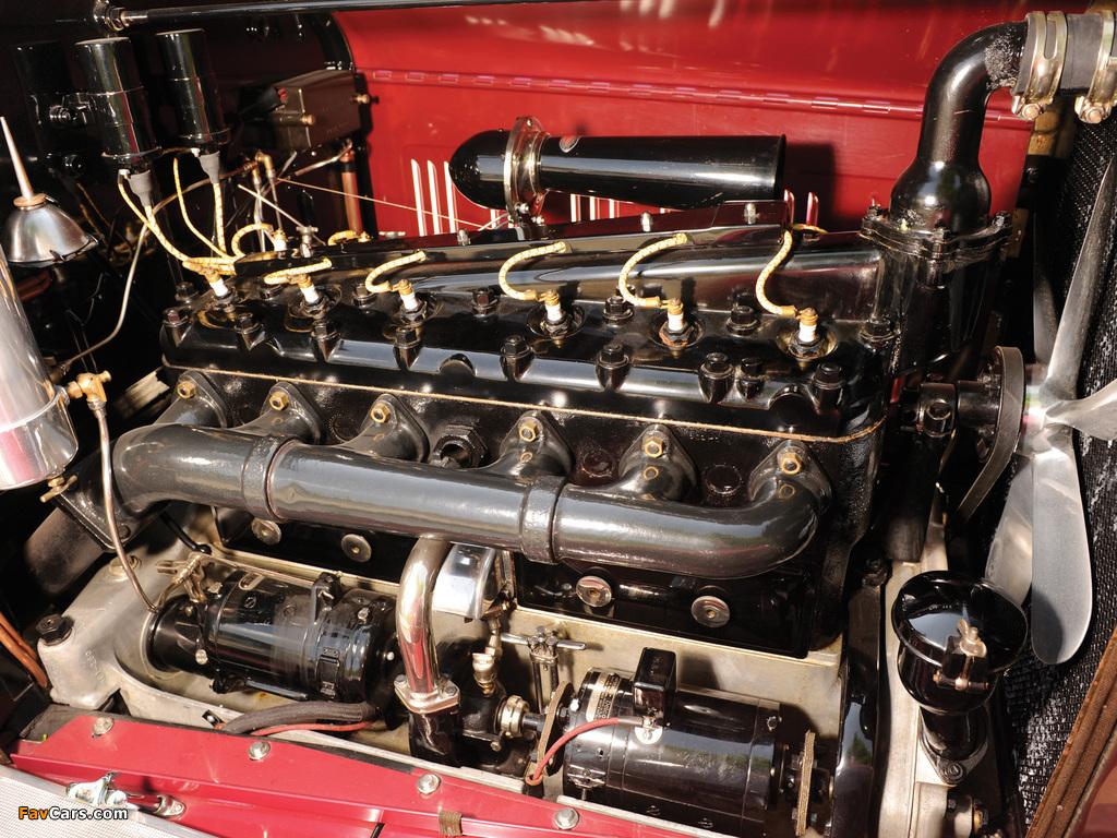 Pierce-Arrow Model 36 Coupe 1927 pictures (1024 x 768)