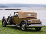 Pierce-Arrow Model 41 Convertible Victoria by LeBaron 1931 wallpapers