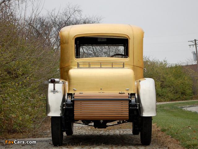 Images of Pierce-Arrow Model 48 2/3-passenger Coupe (Series 51) 1920 (640 x 480)
