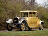 Pierce-Arrow Model 48 2/3-passenger Coupe (Series 51) 1920 photos