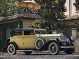 Pierce-Arrow Model 54 Convertible Sedan 1932 wallpapers