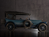Photos of Pierce-Arrow Model 66 Touring 1917