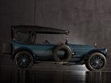 Photos of Pierce-Arrow Model 66 Touring 1917