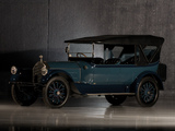 Pierce-Arrow Model 66 Touring 1917 wallpapers