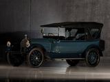 Pierce-Arrow Model 66 Touring 1917 wallpapers