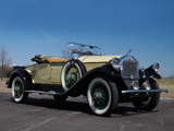 Images of Pierce-Arrow Model 81 Rumbleseat Roadster 1928