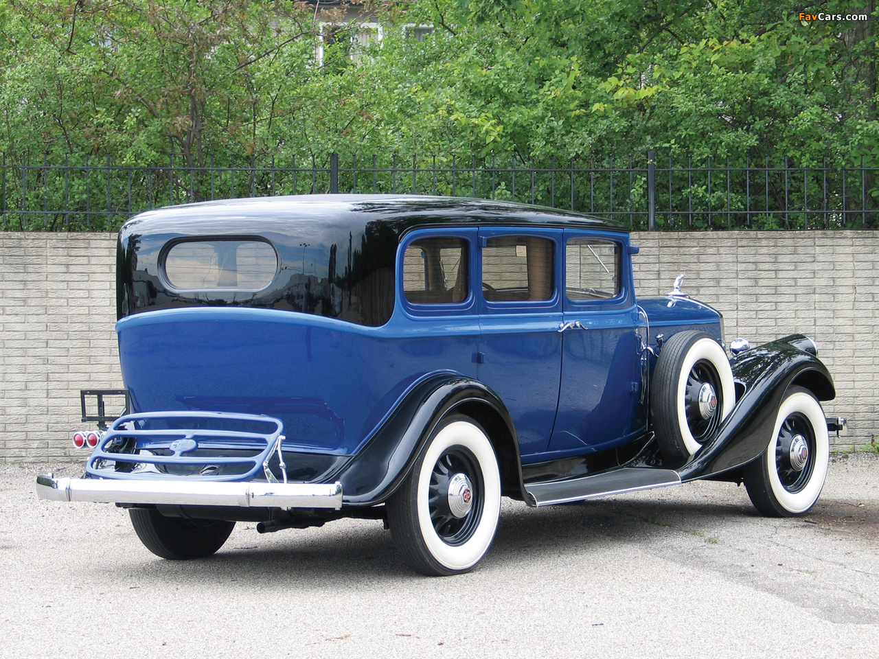 Pierce-Arrow Model 836 Formal Limousine 1933 photos (1280 x 960)