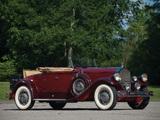 Pierce-Arrow Model B Roadster 1930 wallpapers