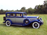 Pierce-Arrow Twelve Touring Sedan 1932 images