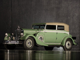 Pierce-Arrow Twelve Convertible Sedan 1933 images