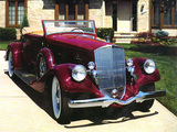 Pierce-Arrow Twelve Convertible 1934 images