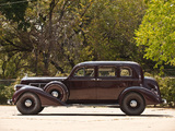 Pierce-Arrow Twelve 5-passenger Sedan 1936 wallpapers
