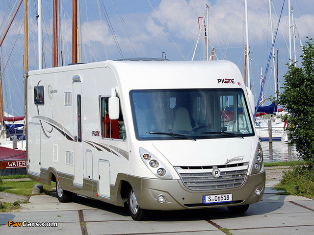 Pilote Explorateur Diamond Edition G742LGJE 2010 pictures (640 x 480)