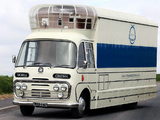 Photos of Bedford SB Plaxton Mobile Cinema Truck 1967