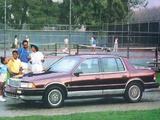 Pictures of Plymouth Acclaim LX 1989–92