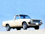 Plymouth Arrow Pickup 1979 images
