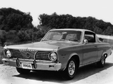 Images of Plymouth Barracuda Formula S Sport Hardtop (BV1/2-H VP29) 1966