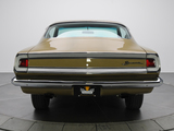 Images of Plymouth Barracuda Formula S Fastback (BH29) 1968