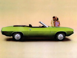 Images of Plymouth Barracuda Convertible 1970