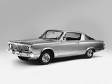 Photos of Plymouth Barracuda Formula S Sport Hardtop (BV1/2-H VP29) 1966