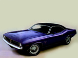 Photos of Plymouth Barracuda 1970