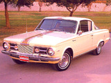 Pictures of Plymouth Barracuda Sport Coupe (AV1/2-P V89) 1965